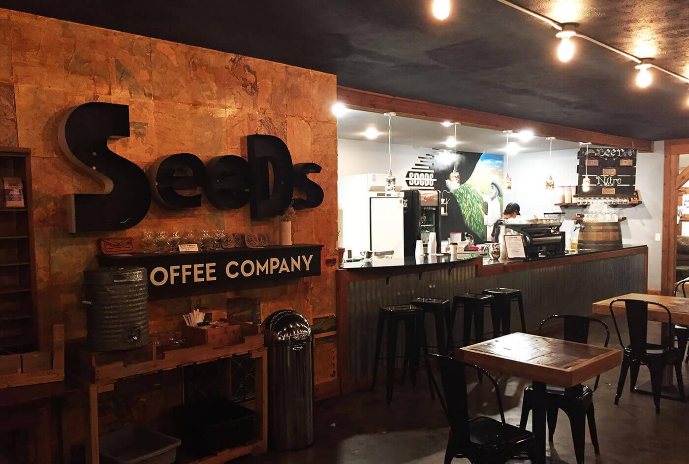 Seeds coffee co birmingham